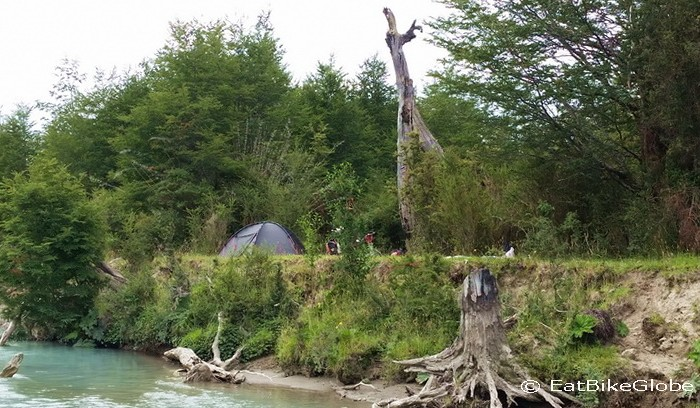 Chile - We expected more campsites like this along the Carreterra Austral