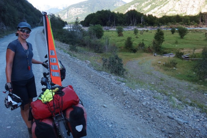 Chile - Leaving our favourite campsite