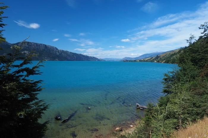 Chile - The majestic Lake General Carrera