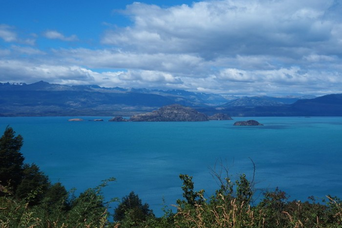 Chile - The gorgeous Lake Grand Carrera
