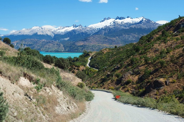 Chile - The views don't get much better than this!