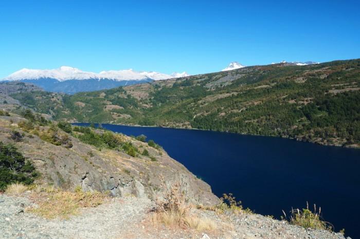 Chile - Lake Bertrand