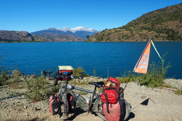 Chile - Lake Bertrand
