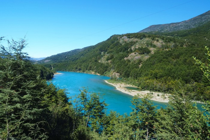 Chile - On the way to Cochrane