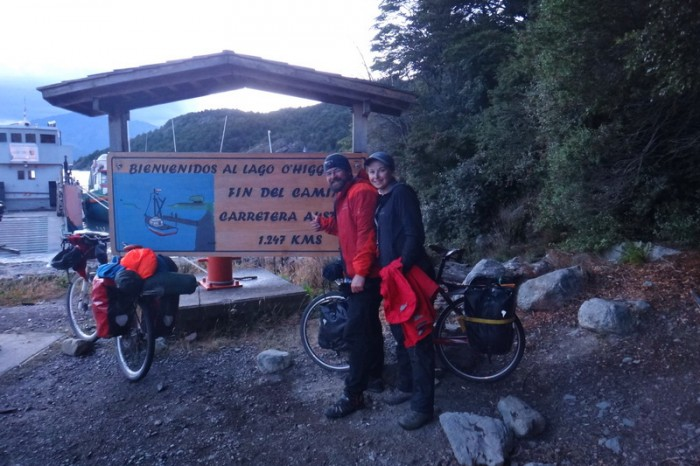 Chile - We made it to the end of the Carreterra Austral!!