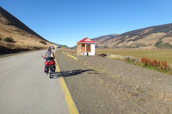 Chile - On our way to Puerto Natales