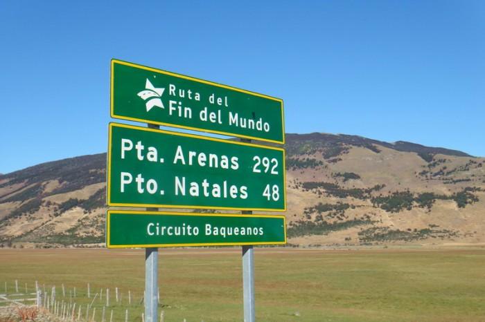 Chile - Puerto Natales here we come!