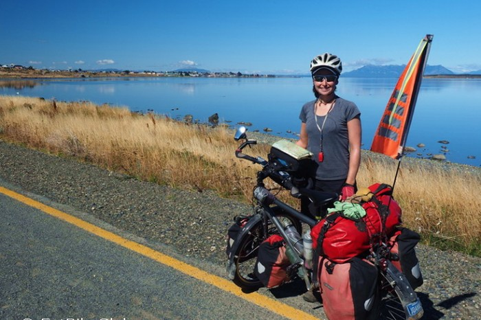 Chile - On the way to Puerto Natales