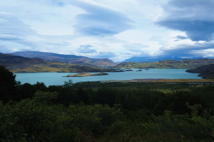 Chile - Day 2: Hiking the Q Loop - Torres del Paine