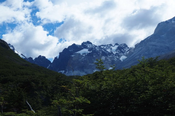 Chile - Day 3:  Hiking the Q Loop - Torres del Paine