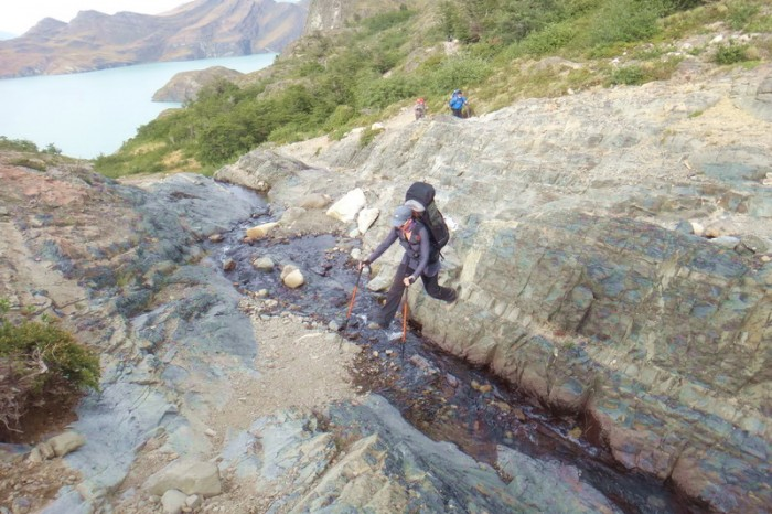 Chile - Day 4:  Hiking the Q Loop - Torres del Paine