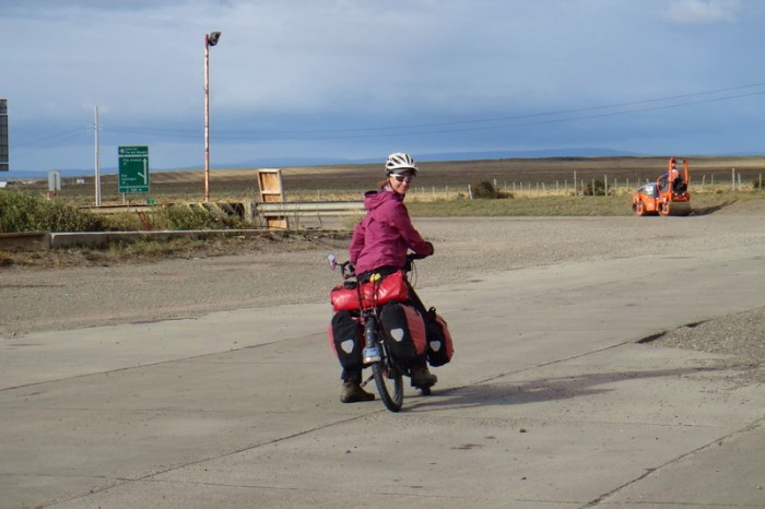 Chile - On our way to Punta Arenas