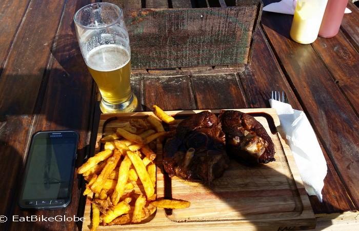 Argentina - Hmmm ... Argentinian steak!