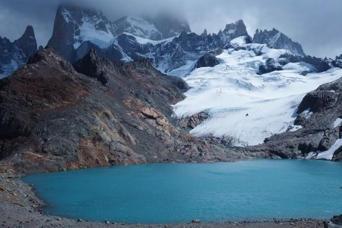 Argentina - The gorgeous Laguna de los Tres,  near El Chaltén!