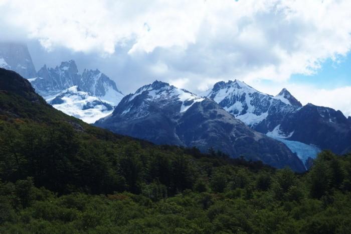 Argentina - Hiking to Laguna de los Tres,  near El Chaltén!