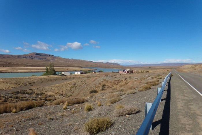 Argentina - On our way from El Chaltén to La Leona