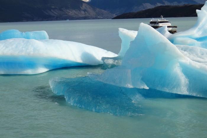 Argentina - Icebergs near Upsala Glacier, Parque Nacional Los Glaciares