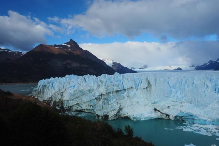 Argentina - Views of Perito Moreno Glacier, Parque Nacional Los Glaciares