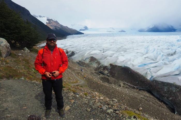 Argentina - David and Perito Moreno Glacier, Parque Nacional Los Glaciares