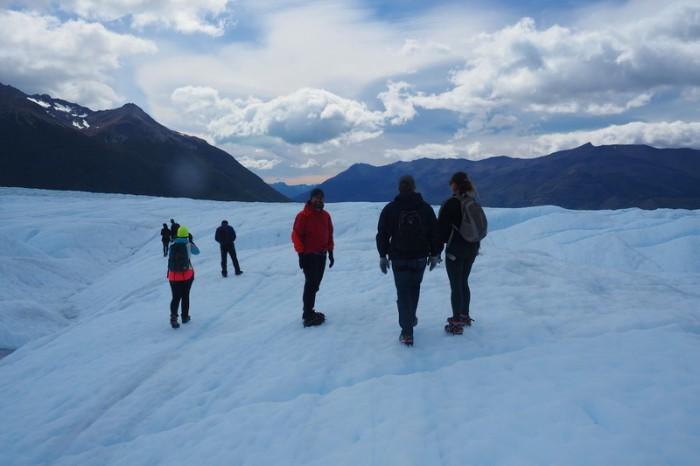 Argentina - Trekking on Perito Moreno Glacier, Parque Nacional Los Glaciares