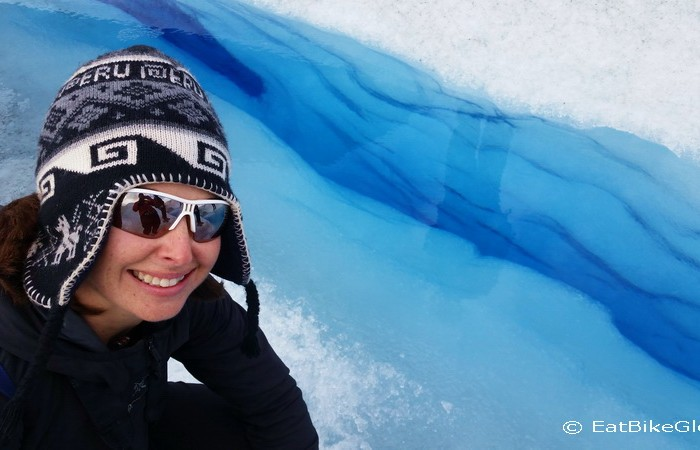 Argentina - Glacial pool,  Perito Moreno Glacier