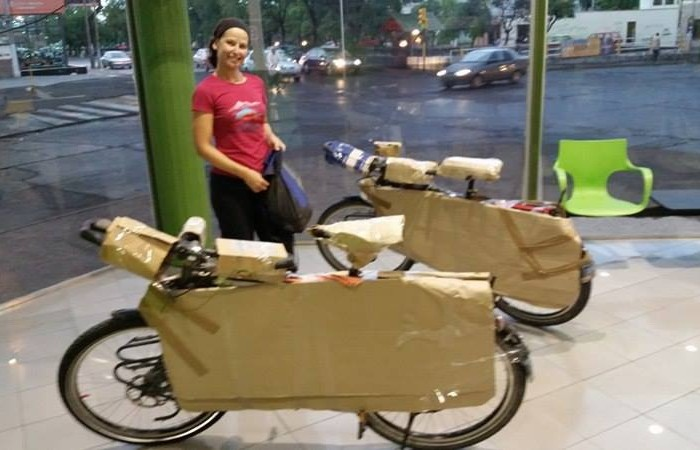 Argentina - Bike packing - Argentinian style!